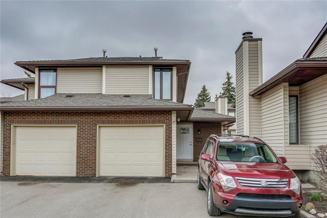 #27 76 Cedardale CR Sw, Calgary, Cedarbrae real estate, Attached Cedarbrae homes for sale