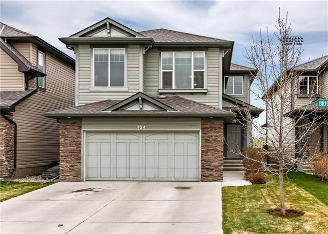 104 Brightoncrest Mr Se, Calgary, New Brighton real estate, Detached New Brighton homes for sale