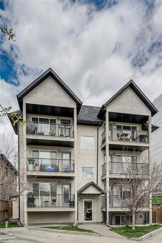 #101 2111 34 AV Sw, Calgary, Altadore real estate, Apartment Altadore homes for sale