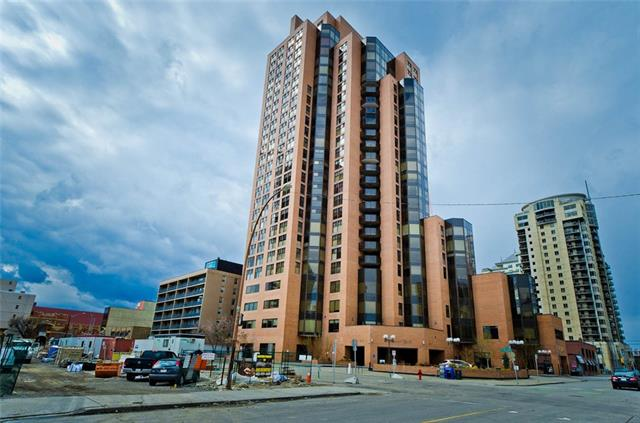 #905 1100 8 AV Sw, Calgary, Downtown West End real estate, Apartment Downtown West End homes for sale