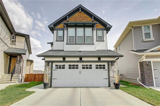 1200 Brightoncrest Gr Se in New Brighton Calgary MLS® #C4244331