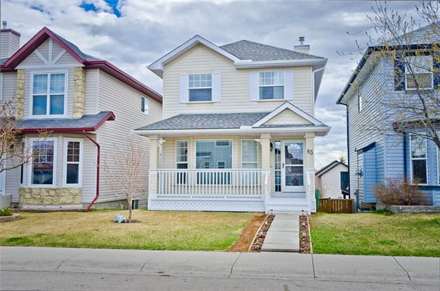 83 Bridlewood Cm Sw in Bridlewood Calgary MLS® #C4244336