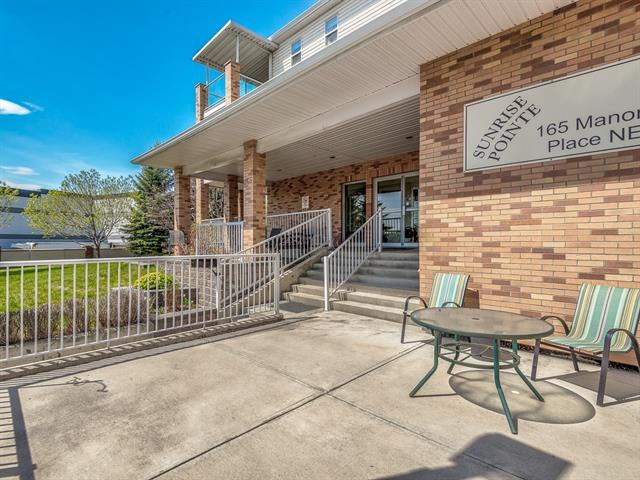 #443 165 Manora PL Ne, Calgary, Marlborough Park real estate, Apartment Marlborough Park homes for sale