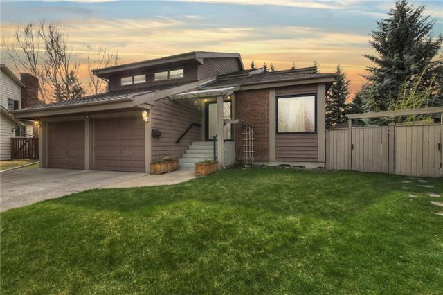127 Canterville RD Sw in Canyon Meadows Calgary MLS® #C4244735