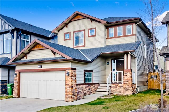 254 Kings Heights DR Se, Airdrie, King's Heights real estate, Detached King's Heights homes for sale