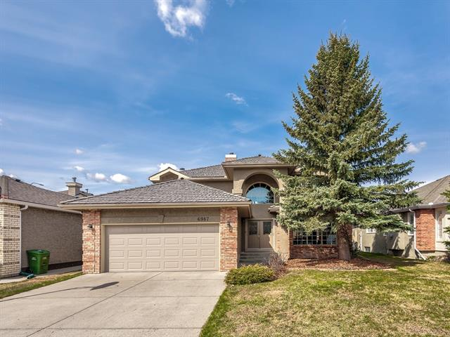 6987 Christie Briar Mr Sw, Calgary, Christie Park real estate, Detached Christie Park homes for sale