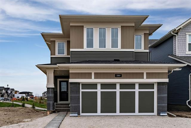 399 Kingsmere WY Se in King's Heights Airdrie MLS® #C4245184