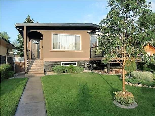 3810 1 ST Nw, Calgary, Highland Park real estate, Attached Highland Park homes for sale