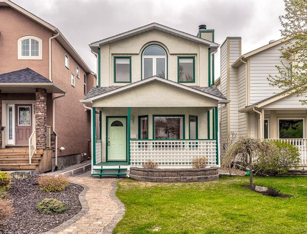 225 23 AV Ne, Calgary, Tuxedo Park real estate, Detached Balmoral homes for sale