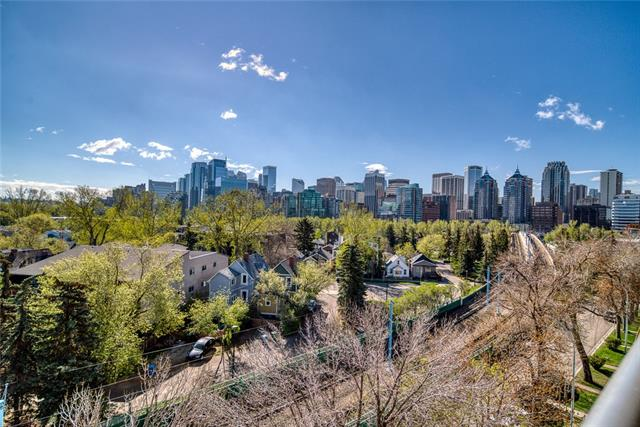 #604 235 9a ST Nw, Calgary, Sunnyside real estate, Apartment Sunnyside homes for sale