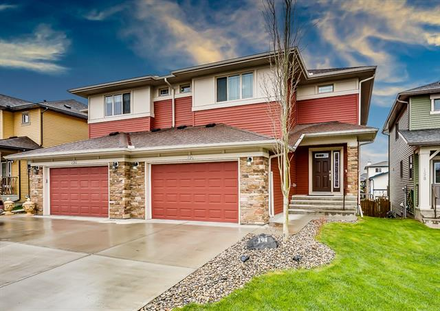 194 Canals CL Sw, Airdrie, Canals real estate, Attached Canals homes for sale