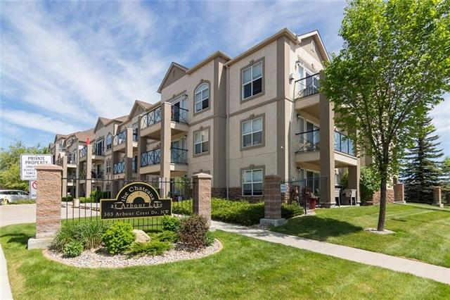 #2105 303 Arbour Crest DR Nw, Calgary, Arbour Lake real estate, Apartment Arbour Lake homes for sale
