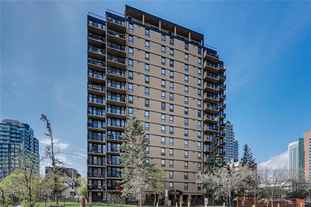 #603 733 14 AV Sw, Calgary, Beltline real estate, Apartment Victoria Park homes for sale