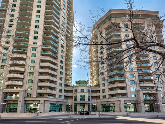 #507 1121 6 AV Sw, Calgary, Downtown West End real estate, Apartment Downtown West End homes for sale