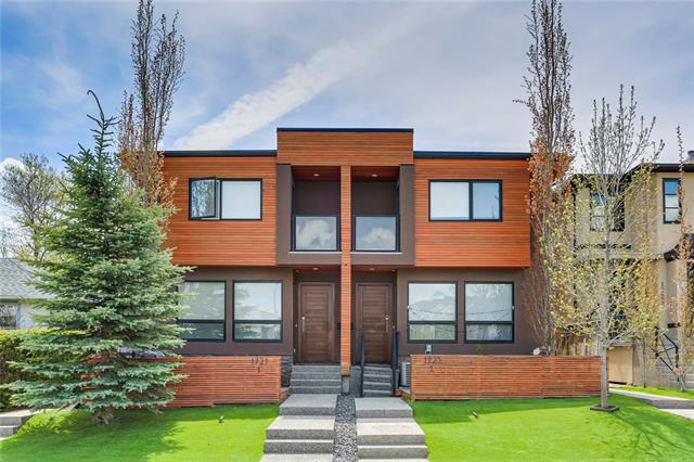 #2 1721 36 AV Sw, Calgary, Altadore real estate, Attached River Park homes for sale