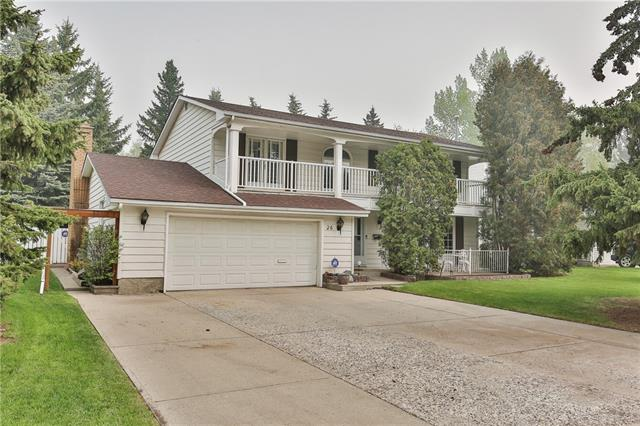 26 Varbow PL Nw, Calgary, Varsity real estate, Detached Varsity Estates homes for sale
