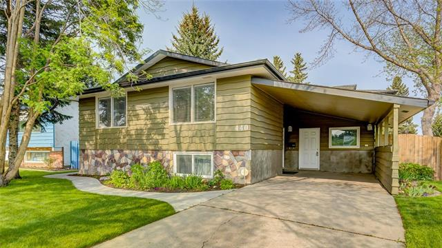 440 Canterbury DR Sw in Canyon Meadows Calgary MLS® #C4248679