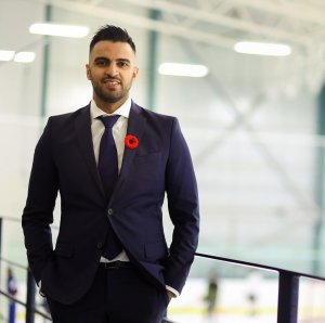 Ricky Dhaliwal Calgary International Airport real estate