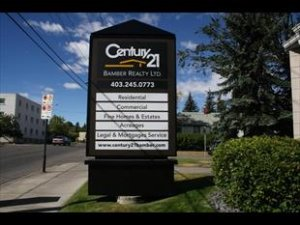 CENTURY 21 BAMBER REALTY LTD.  Barg Acreage real estate