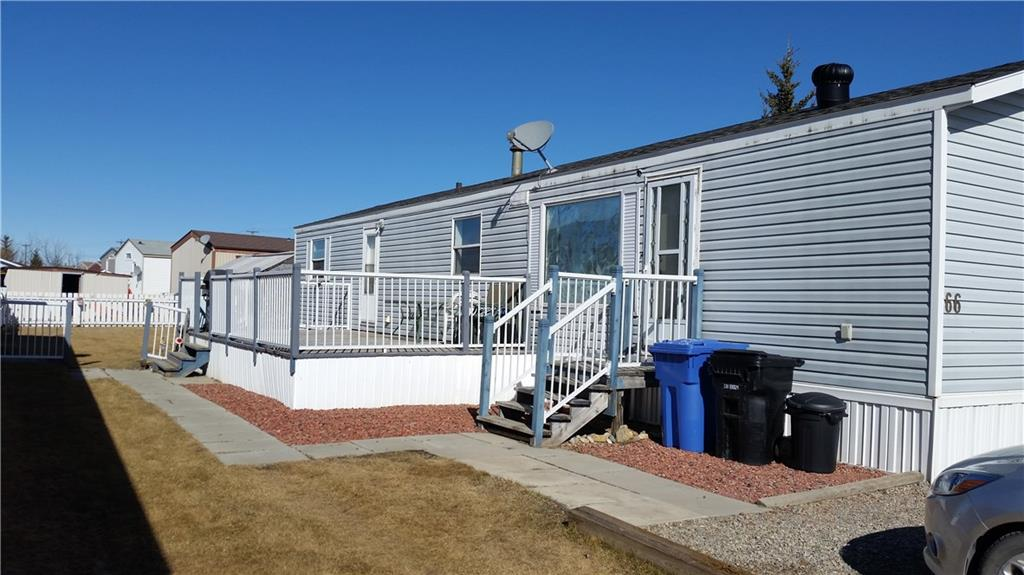 MLS® #C4108268 - 66 Highfield Cl in None Carstairs, Mobile Open Houses