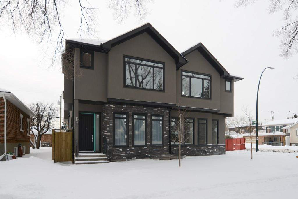 MLS® #C4165734 - 639 19 AV Nw in Mount Pleasant Calgary, Attached Open Houses