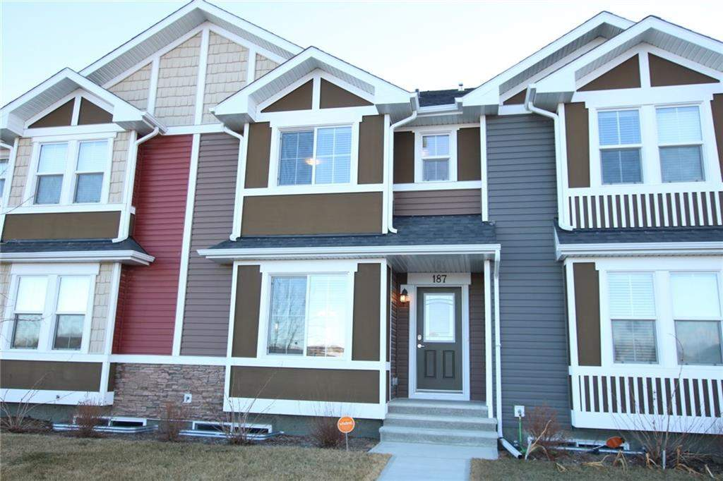 MLS® #C4179246 - 187 Fireside Pk in Fireside Cochrane, Attached Open Houses