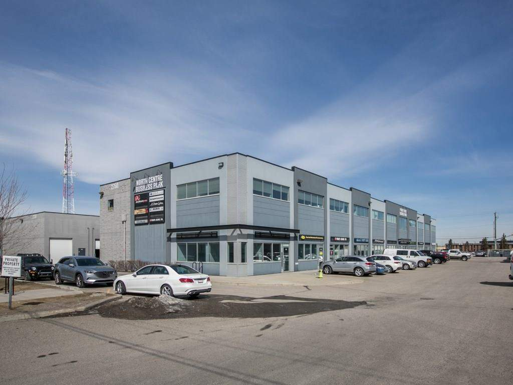 MLS® #C4179502 - #101 2750 3 AV Ne in Meridian Calgary, Commercial Open Houses