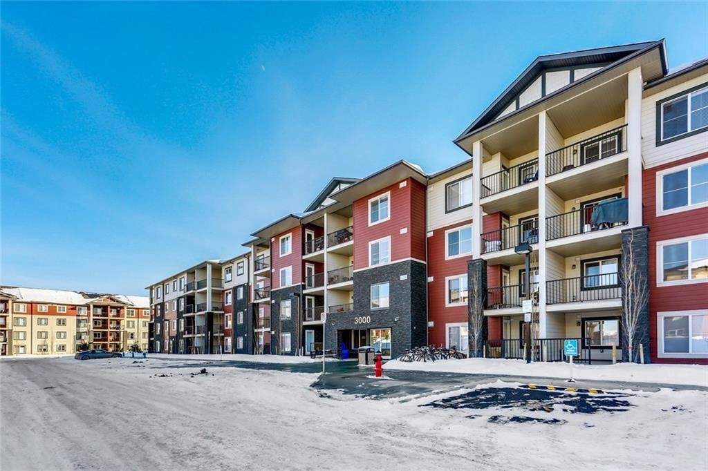 MLS® #C4183418 - #1138 81 Legacy Bv Se in Legacy Calgary, Apartment Open Houses