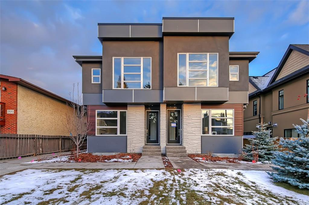 MLS® #C4183615 - #2 1934 25a ST Sw in Richmond Calgary, Attached Open Houses