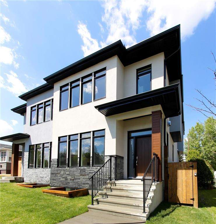 MLS® #C4186132 - 826 19 AV Nw in Mount Pleasant Calgary, Attached Open Houses