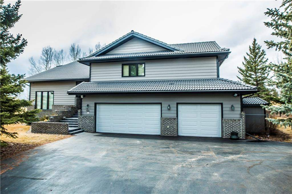 MLS® #C4191524 - 64 Pinetree DR Sw in Pinebrook Estates Rural Rocky View County, Detached Open Houses