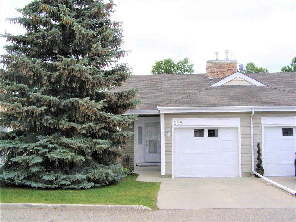 MLS® #C4193945 - 208 Freeman WY Nw in High River Golf Course High River, Attached Open Houses
