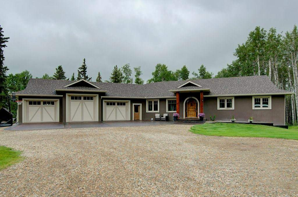 MLS® #C4194434 - 35454 Range Road 40 in None Rural Red Deer County, Detached Open Houses