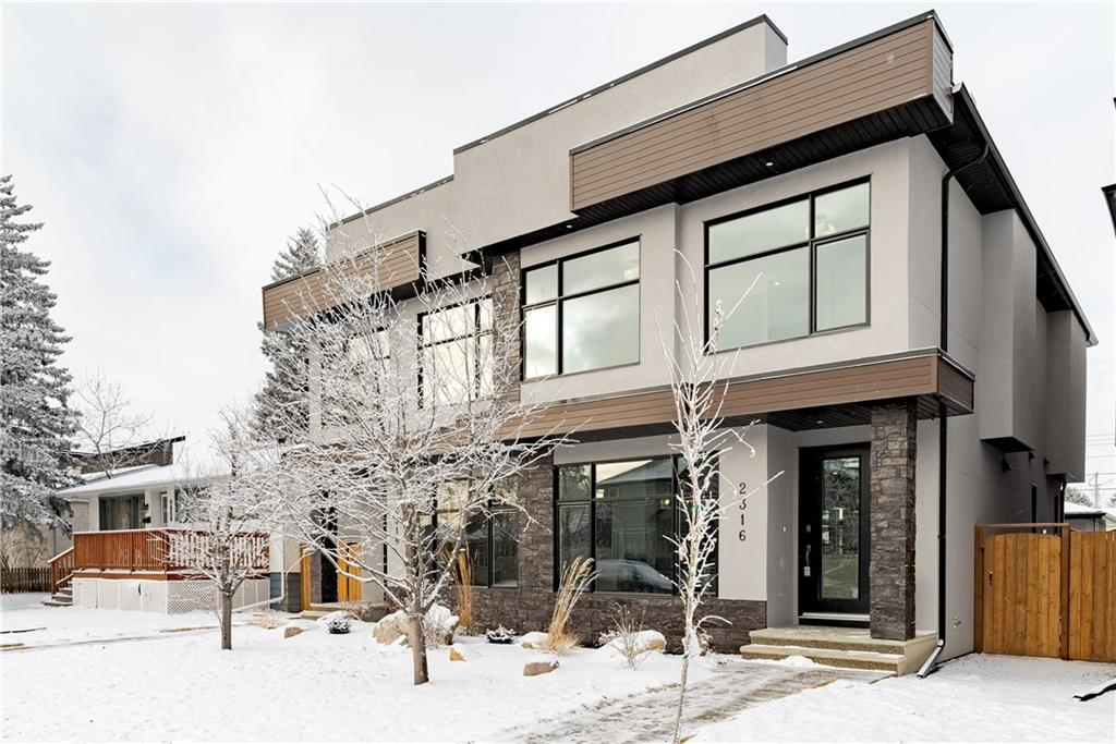 MLS® #C4196741 - 2316 23 AV Sw in Richmond Calgary, Attached Open Houses