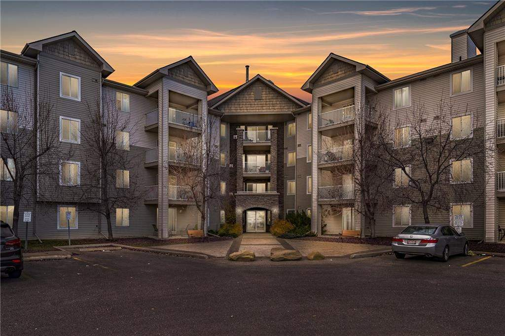 MLS® #C4201612 - #214 3000 Somervale Co Sw in Somerset Calgary, Apartment Open Houses