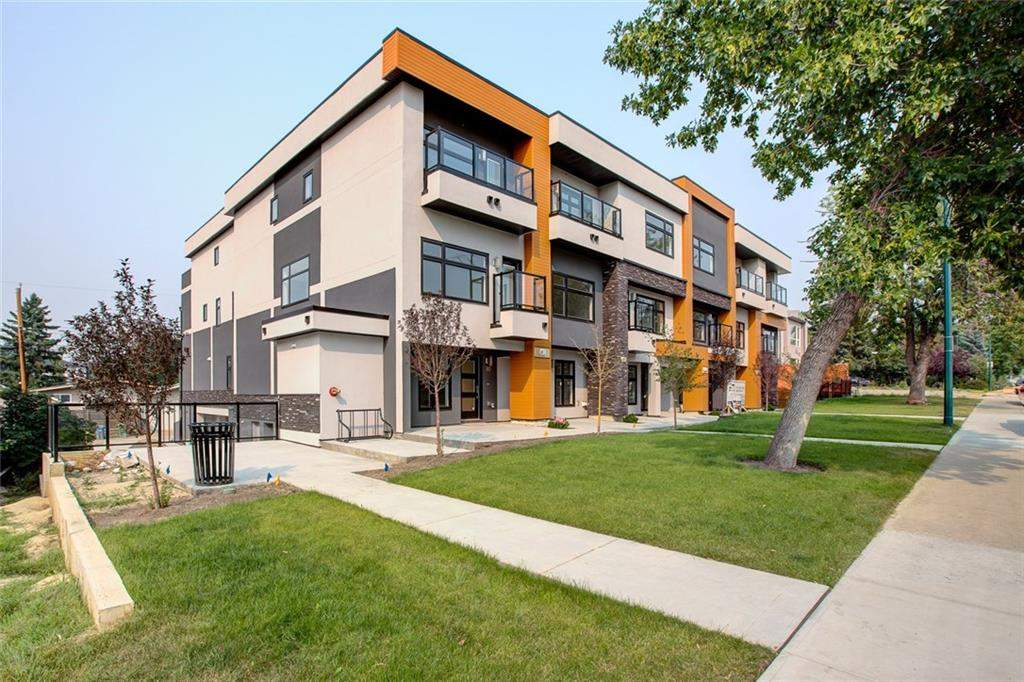 MLS® #C4201886 - #107 1632 20 AV Nw in Capitol Hill Calgary, Attached Open Houses