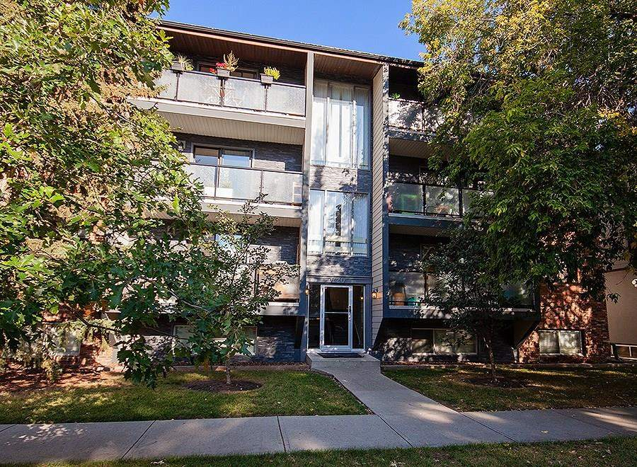 MLS® #C4204327 - #202 720 1 AV Nw in Sunnyside Calgary, Apartment Open Houses