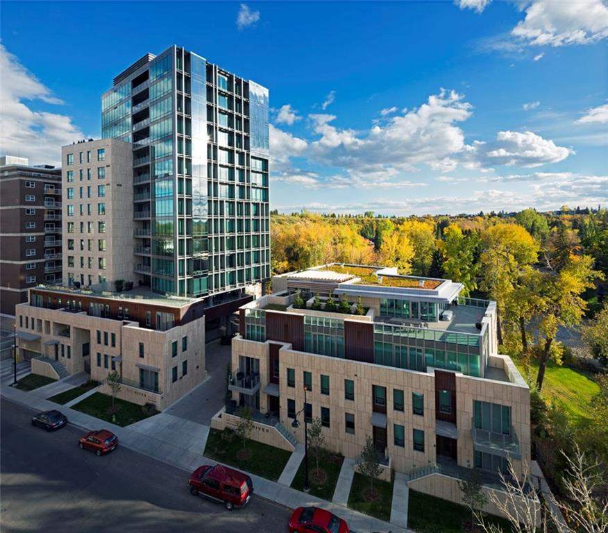 MLS® #C4205322 - #1120 135 26  Sw in Mission Calgary, Apartment Open Houses