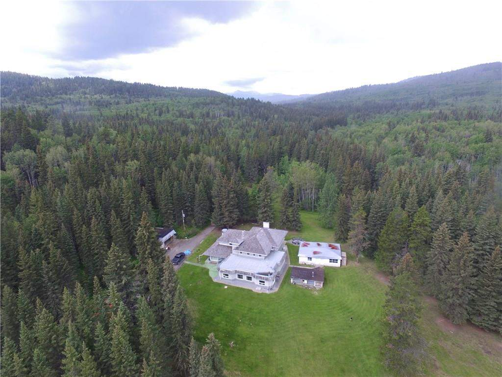 MLS® #C4208602 - 233107 Wintergreen Rd in Wintergreen_BC Bragg Creek, Detached Open Houses