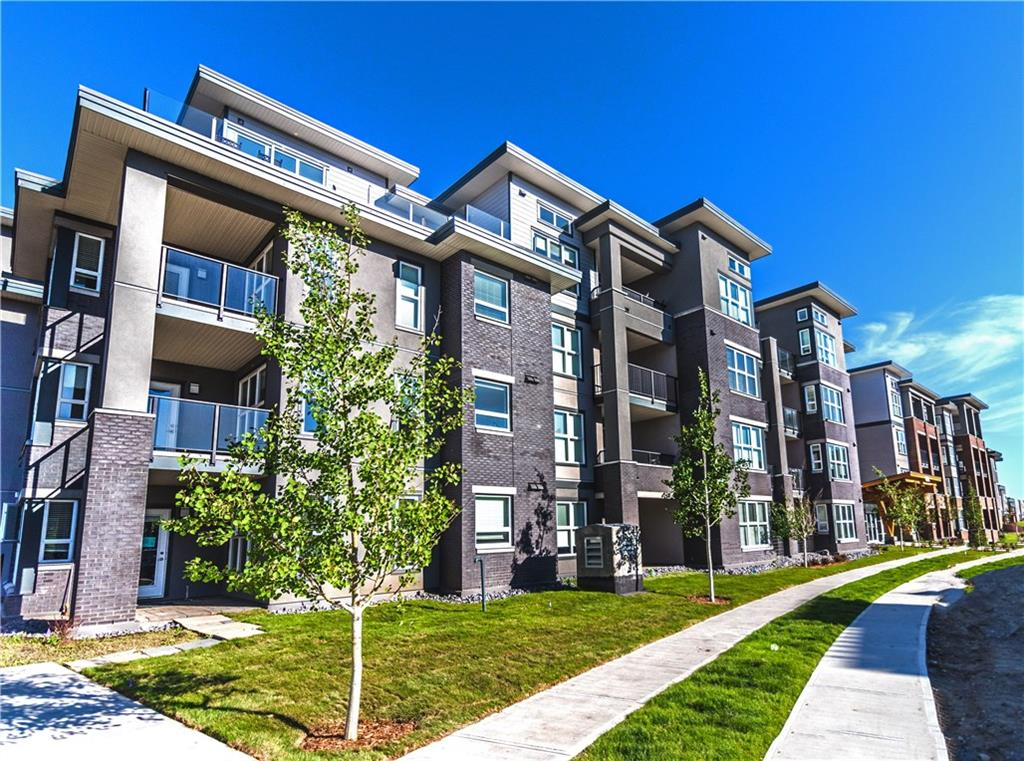 MLS® #C4208917 - #1112 95 Burma Star RD Sw in Currie Barracks Calgary, Apartment Open Houses