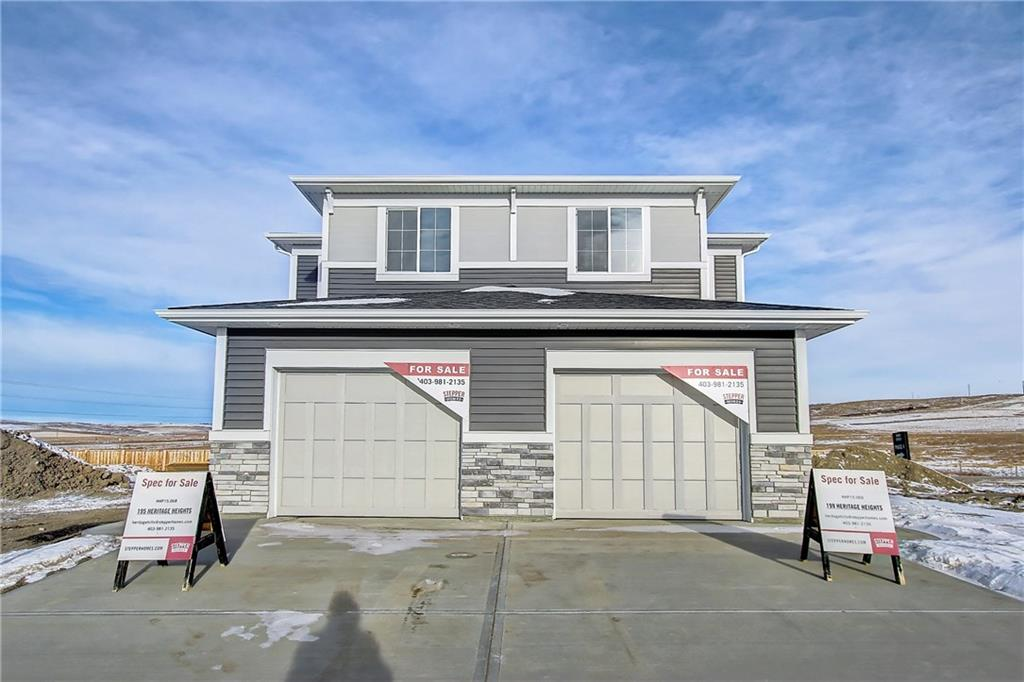 MLS® #C4210330 - 195 Heritage Ht in Heritage Hills Cochrane, Attached Open Houses