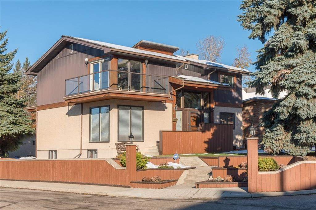 MLS® #C4210823 - 1403 17a ST Nw in Hounsfield Heights/Briar Hill Calgary, Detached Open Houses