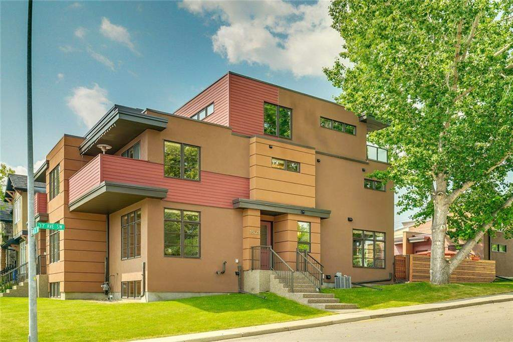 MLS® #C4214279 - 1503 37 AV Sw in Altadore Calgary, Attached Open Houses