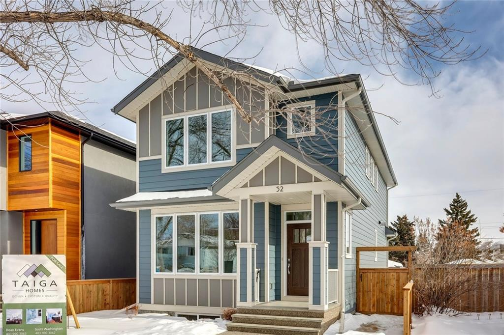 MLS® #C4214335 - 52 Hunter ST Nw in Highwood Calgary, Detached Open Houses