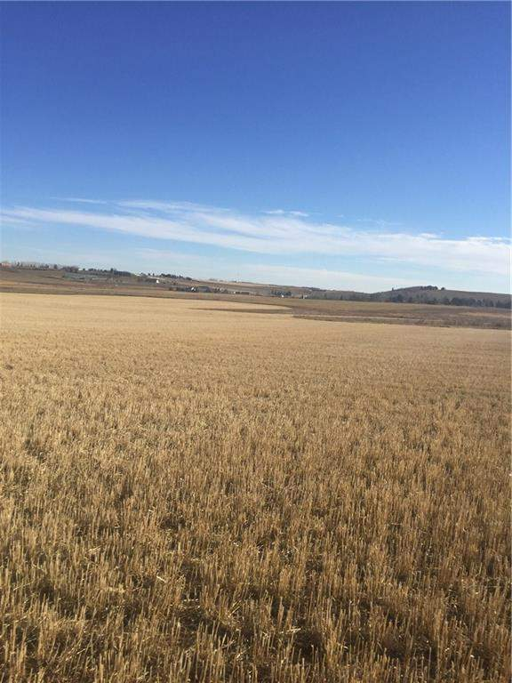 MLS® #C4214386 - 128 ST S in Red Deer Lake Rural Foothills County, Land Open Houses