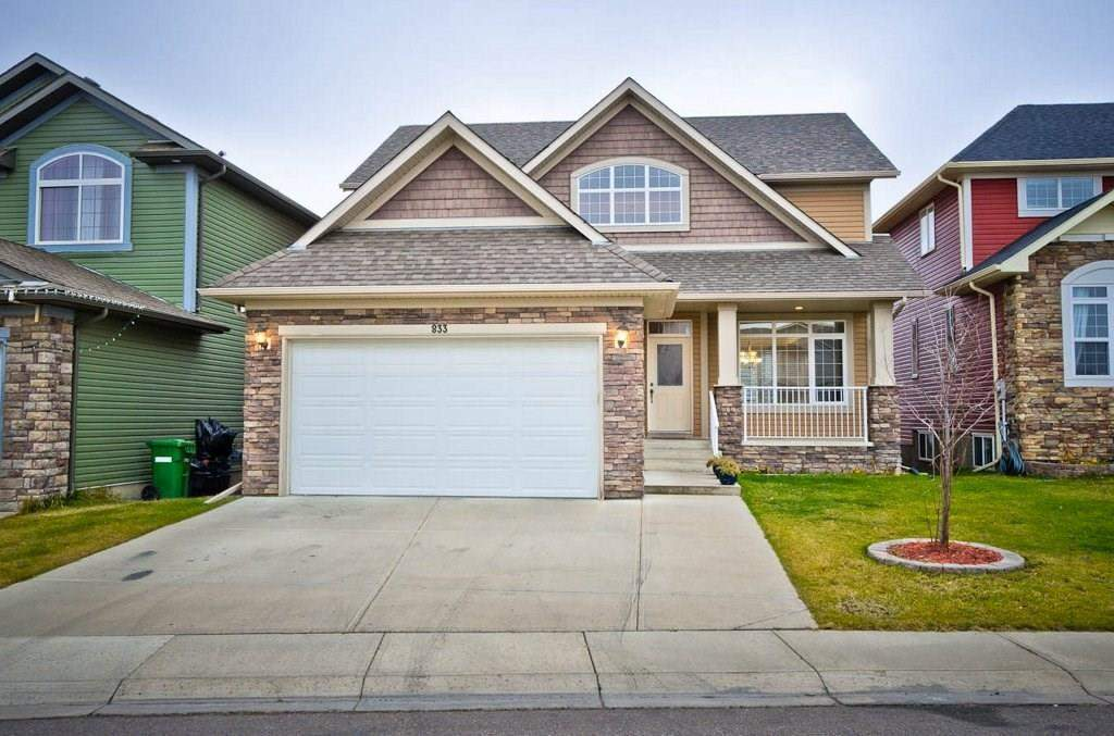 MLS® #C4215372 - 833 Canoe Gr Sw in Canals Airdrie, Detached Open Houses