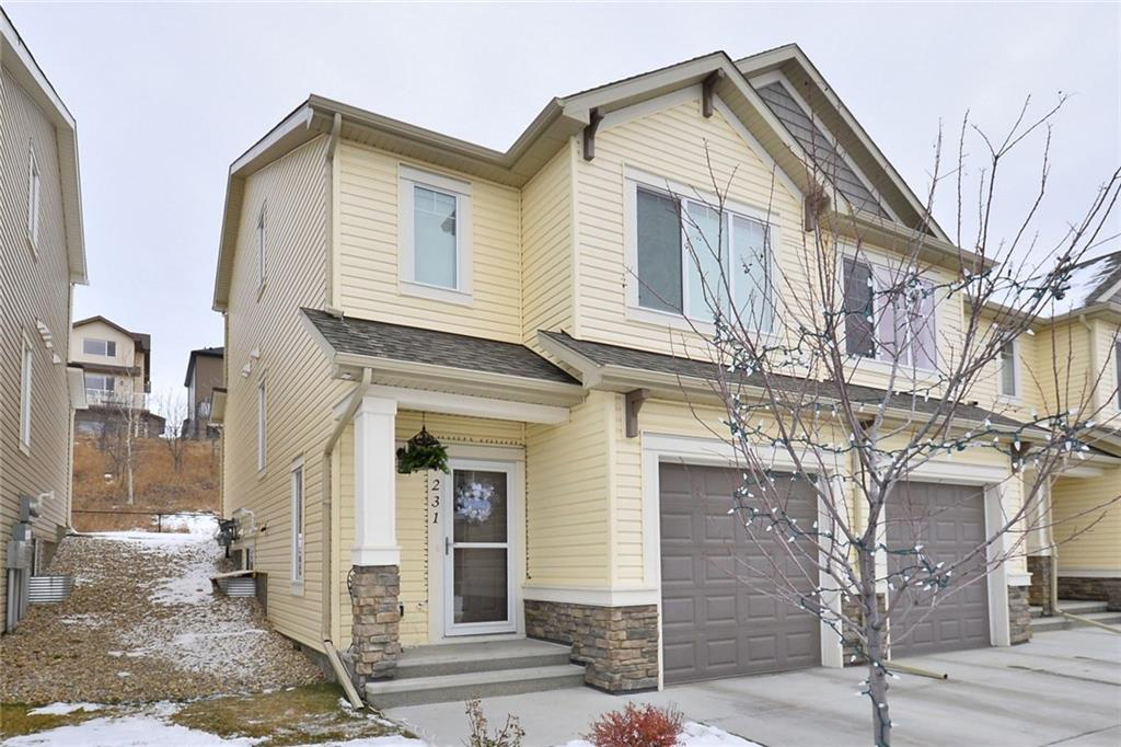 MLS® #C4215452 - 231 Sunset Pt in Sunset Ridge Cochrane, Attached Open Houses