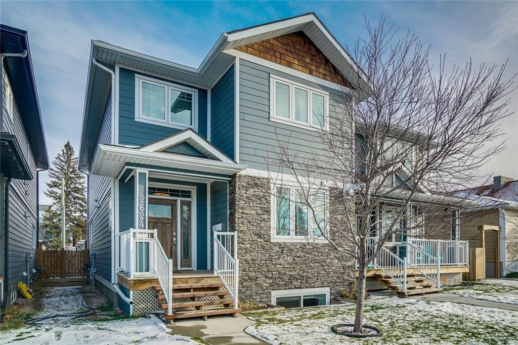 MLS® #C4215925 - 2624 24 ST Sw in Richmond Calgary, Attached Open Houses