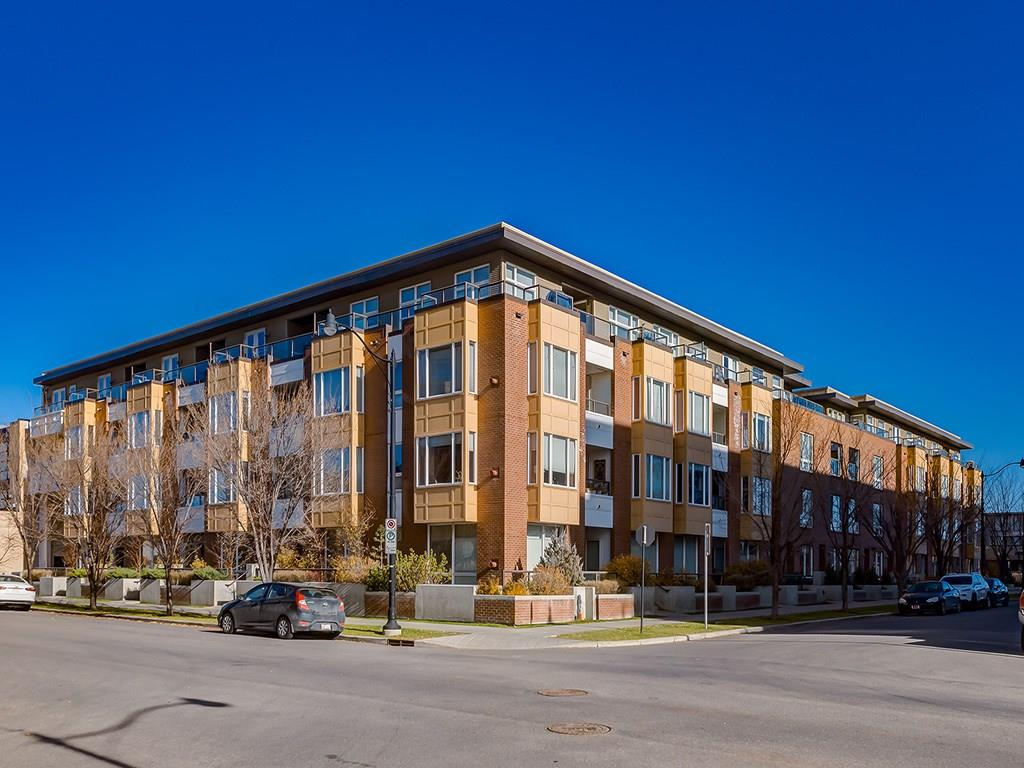 MLS® #C4215966 - #201 1000 Centre AV Ne in Bridgeland/Riverside Calgary, Apartment Open Houses