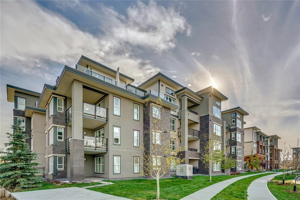 MLS® #C4216281 - #1102 95 Burma Star RD Sw in Currie Barracks Calgary, Apartment Open Houses